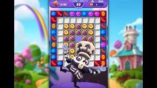 Candy Crush Friends Saga Level 384 (3 stars, No boosters)