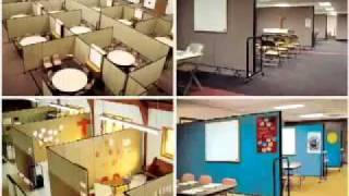 Screenflex Portable Partitions | Portable Room Dividers | Hertz Furniture
