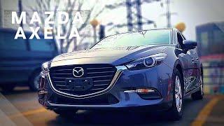 Небольшой обзор Mazda Axela 2016 год, 16.000 пробег
