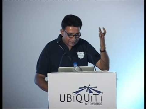 Speech Of Mr Shiv Kumar (Ubiquiti World Conference Hosted By GOIP Global Services)