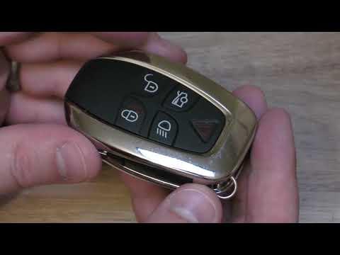 Jaguar XJ Key Fob Battery Replacement – DIY