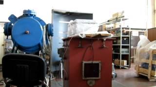 Нарушение взрывонепроницаемости ЩОРВ, зазор 100 микрон(Намеренное нарушение взрывонепроницаемости по водороду коробки CCFE. Установлен недопустимый фланцевый..., 2012-08-15T06:53:50.000Z)