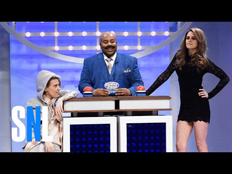 Thumbnail: Celebrity Family Feud: Super Bowl Edition - SNL