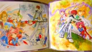 Tales of Graces F Special Day One Edition (PS3) Unboxing/Impressions