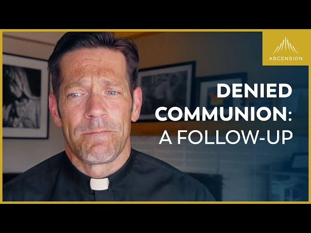 Is Holy Communion a Right?