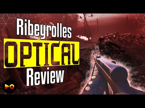 Weapons Crate Update: Ribeyrolles 1918 Optical Review - New Battlefield 1 Weapons Guide