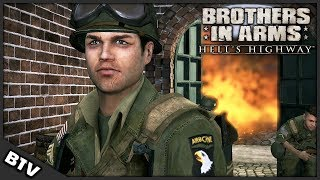 WE NEED TO MOVE! | Brothers in Arms: Hell