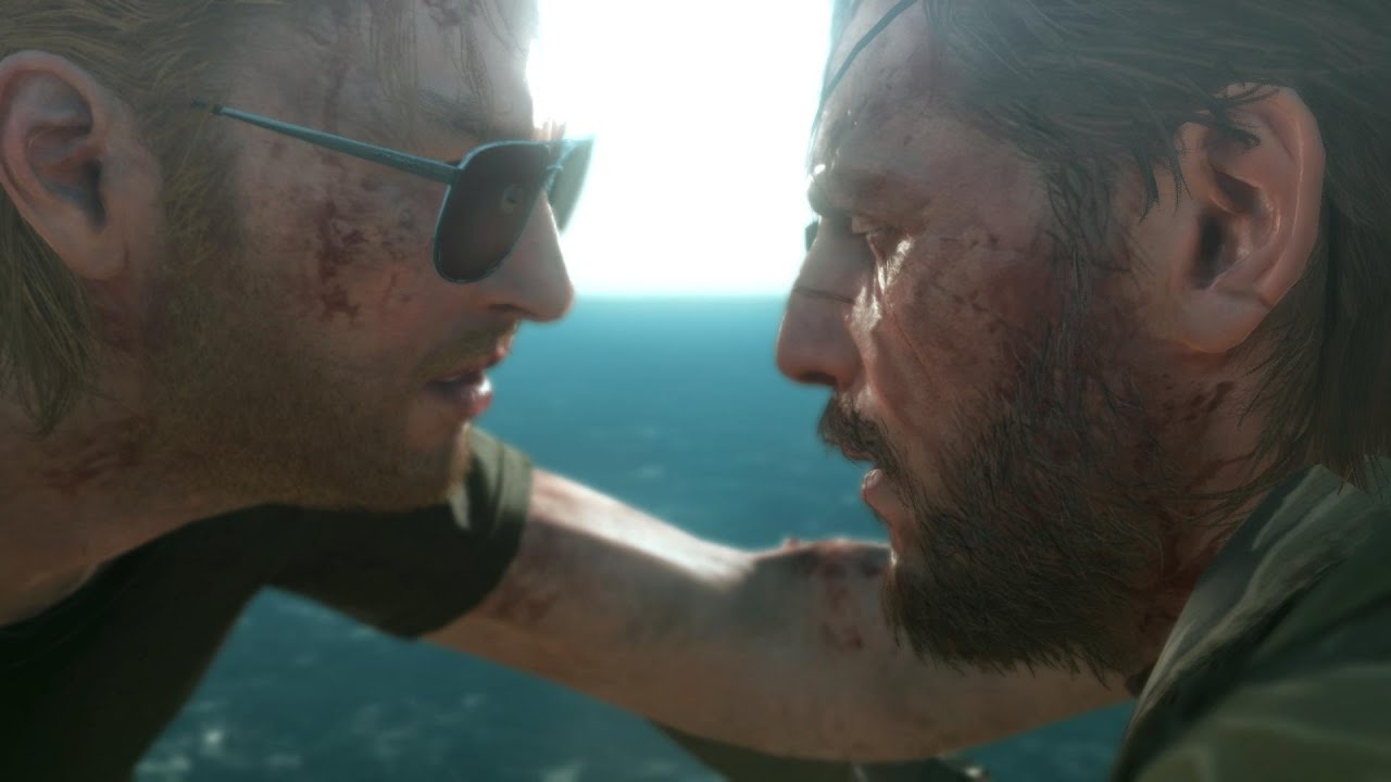 Mgs 5 Phantom Pain Kazuhira Miller Big Boss Friendship Reunion Cutscene Youtube Use the binoculars to mark all of the soldiers that you can see. mgs 5 phantom pain kazuhira miller big boss friendship reunion cutscene