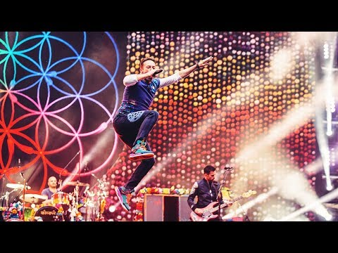 Coldplay - Something Just Like This HQ HD LIVE