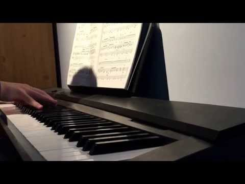 In His Eyes - Jekyll and Hyde The Musical (Piano Cover)