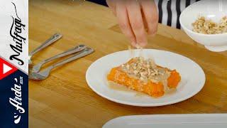 Kolay Ve Lezzetli Kabak Tatlısı Nasıl Yapılır? , Fırında Kabak Tatlısı Tarifi Arda'nın Mutfağı