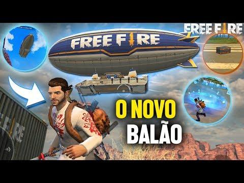 O NOVO VEÍCULO DIRIGÍVEL DO SERVIDOR AVANÇADO DO FREE FIRE