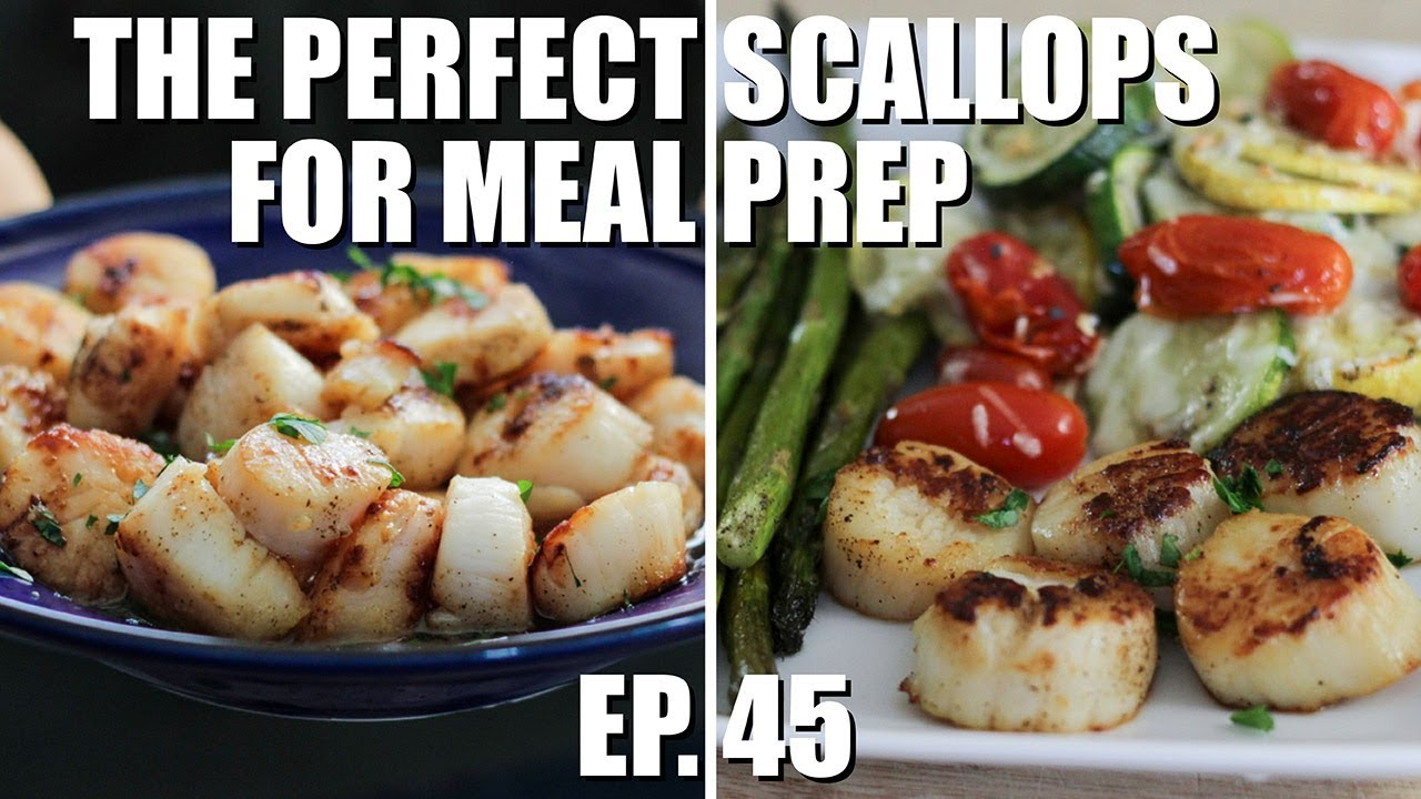 Lemon garlic butter scallops best meal prep ever yum youtube lemon garlic butter scallops best meal prep ever yum fandeluxe Gallery