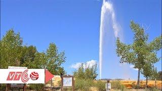 Giếng nước tự phun trào gây xôn xao dư luận | VTC
