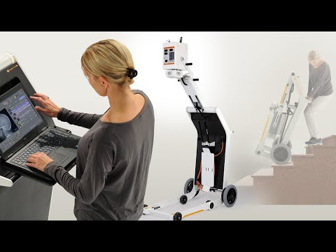 The Portable And Fully Digital X-ray System Amadeo M Mini