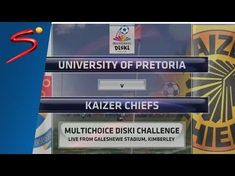 University of Pretoria 3-1 Kaizer Chiefs