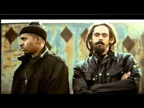Nas _ Damian Marley - Nah Mean