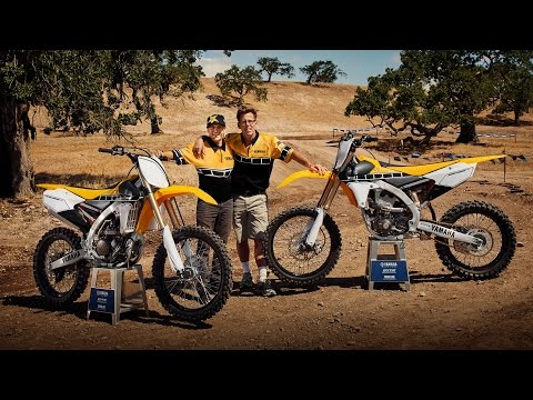Racing Legend Bob Hannah & Reigning 250 MX Champ Jeremy Martin on Yamaha's 60th Anniversary