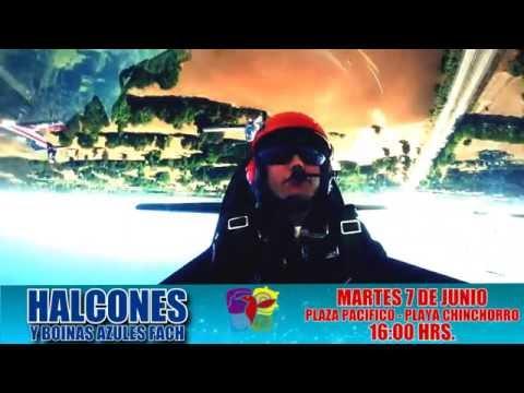 PROMO LOS HALCONES 7 JUNIO ARICA