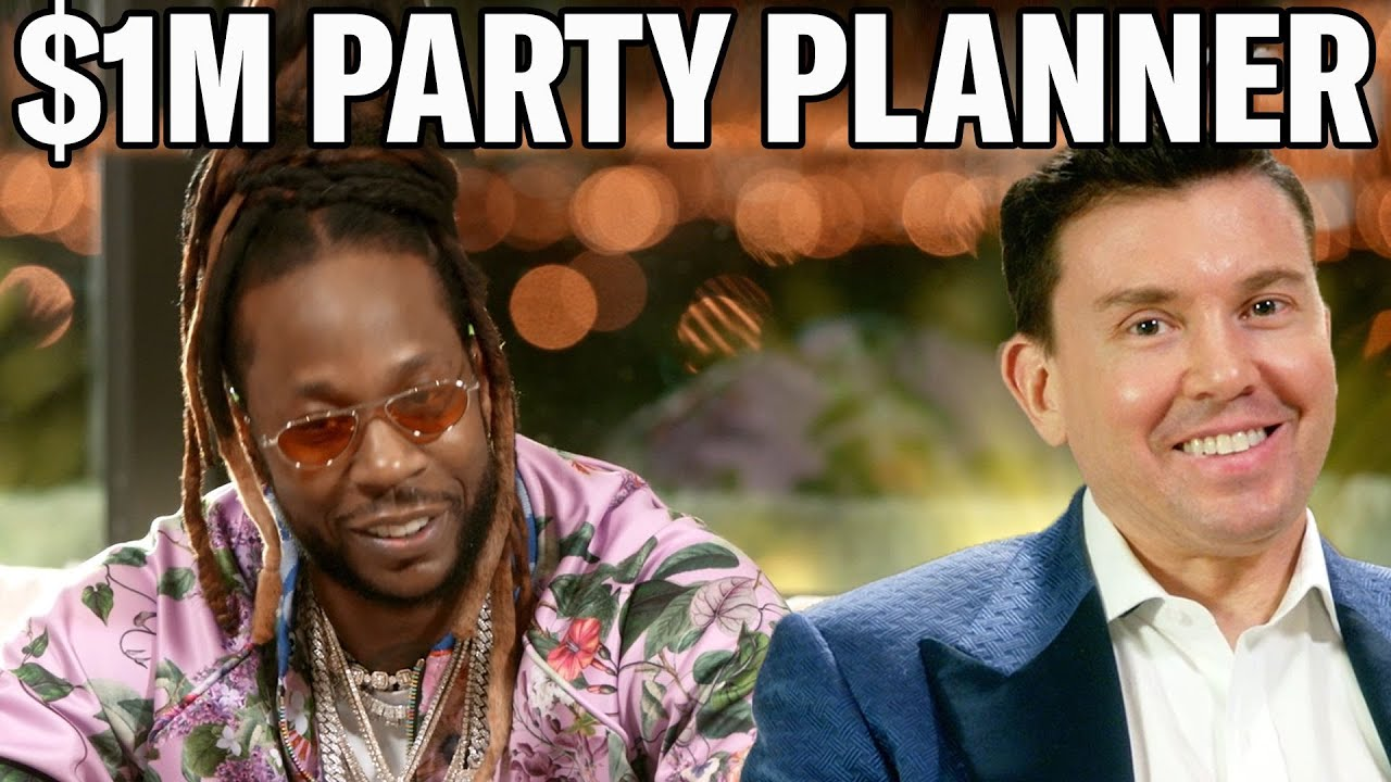 2 Chainz Meets the Most Expensivest Party Planner | Most Expensivest  & VICE TV