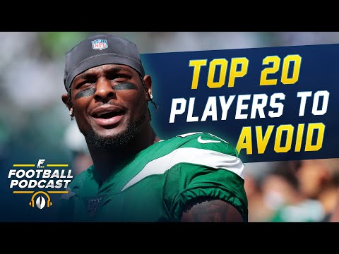 Top 20 Players To Avoid In 2020 (Fantasy Football)