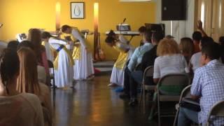 Danza Desciende Espíritu Santo, Barak -Habacuc Nahum