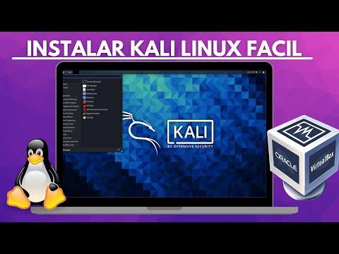 Como Instalar KALI LINUX en VirtualBox Ultima Versión Fácil, Rápido y sin Errores
