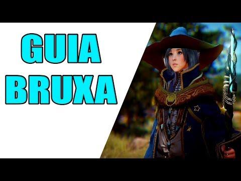 Guia Bruxa/Witch - Black Desert SA ‹ Tome Shot ›