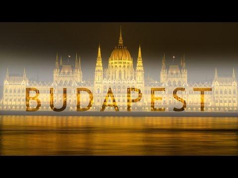 Budapest på ett minutt – en av Europas mest besøkte byer