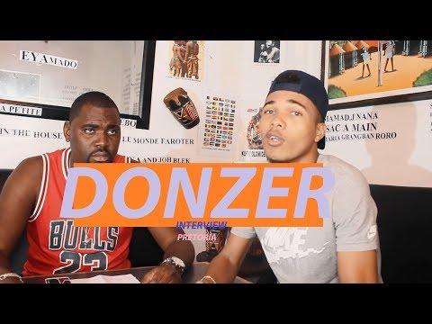 Interview avec DONZER (Goudronnier)