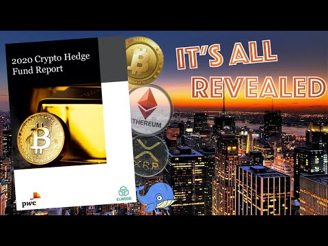 Price Waterhouse Cooper BOMBSHELL Report On Crypto Hedge Funds Reveals MASSIVE GROWTH + Theta NASA