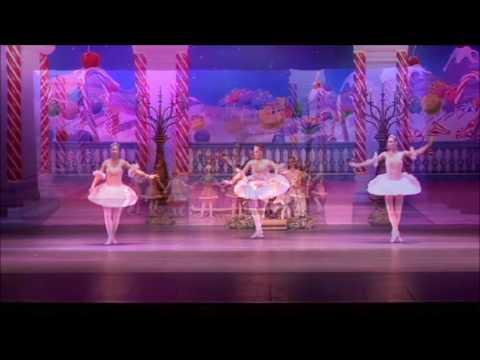 Nutcracker Paris Ballet