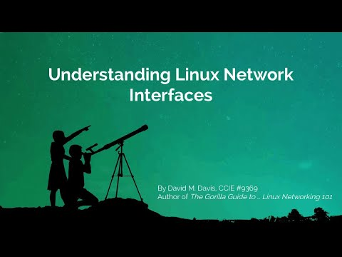 Understanding Linux Network Interfaces
