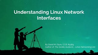 Understanding Linux Network Interfaces