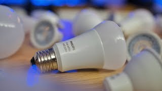 Smarte LED-Lampen: Welche ist die Beste? - Philips Hue vs Xiaomi, Osram & innr