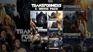 Трансформери 5-Колекція Фільмів