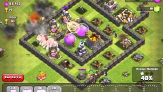 Lets Play Clash of Clans - Pre New Years Eve Special....New Upgrades!