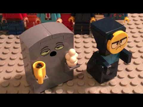 Lego Unikitty: The Series - Episode 1 - Richards Day Out