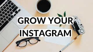 How to Grow Instagram to 5,000 Followers in 30 Days