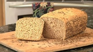How To Make Bread Starting With Raw, Whole Grains : Vegetarian & Vegan Dishes