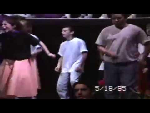 Brennen's Music Program   GESU School 5/8/ 95