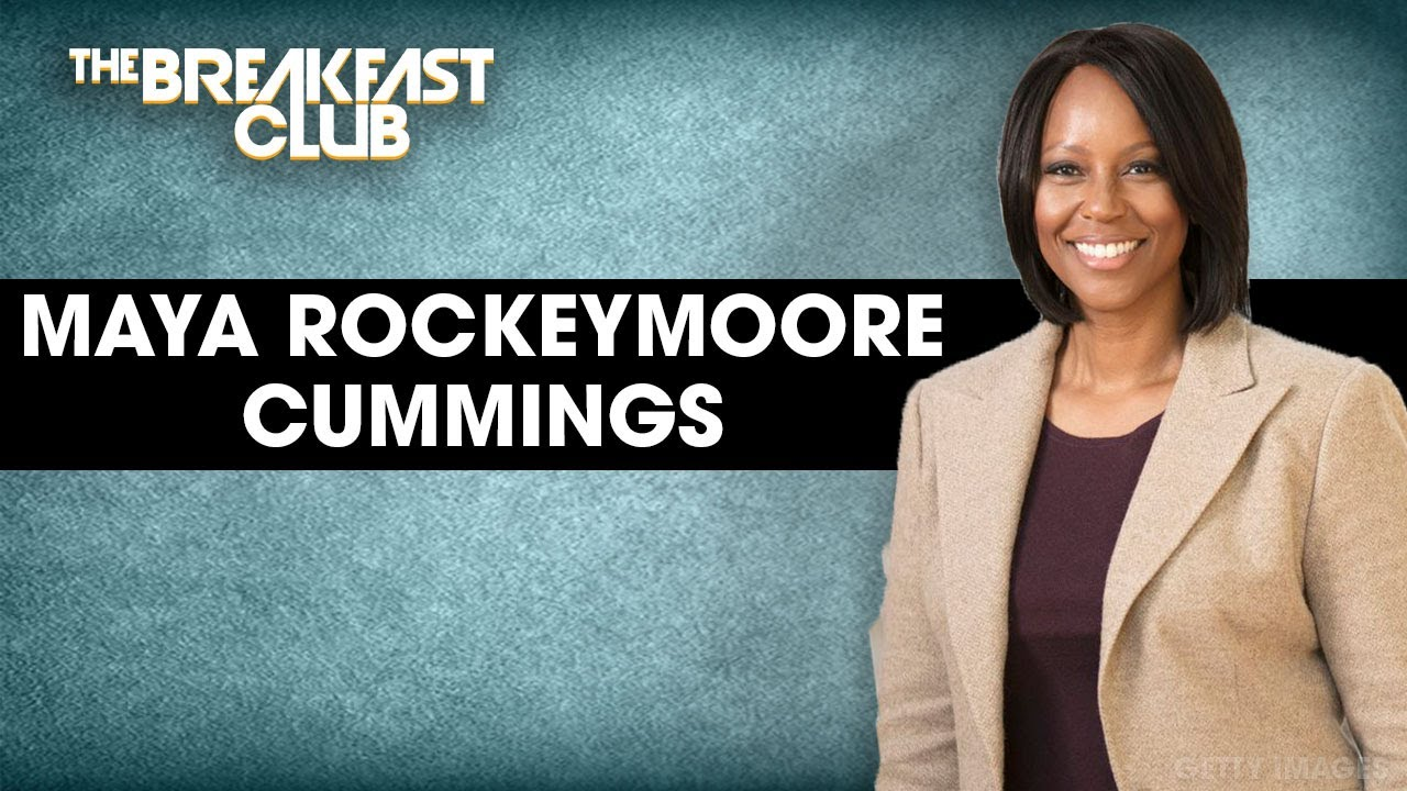 Maya Rockeymoore Cummings Speaks On Elijah Cummings Legacy And Why
