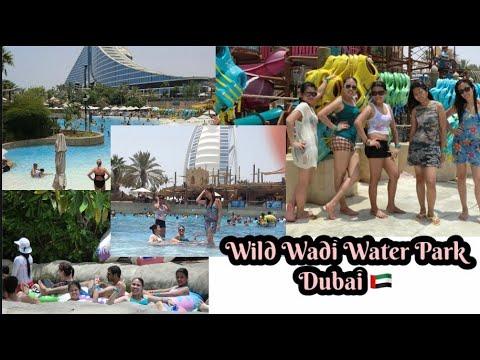 Wild Wadi Water Park Dubai | Jumeirah Beach Hotel | BURJ Al Arab | PinayLifeinCanada
