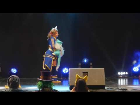 related image - Festival Mangalaxy 2016 - Concours Cosplay Samedi - 07 - Sword Art Online - Silica