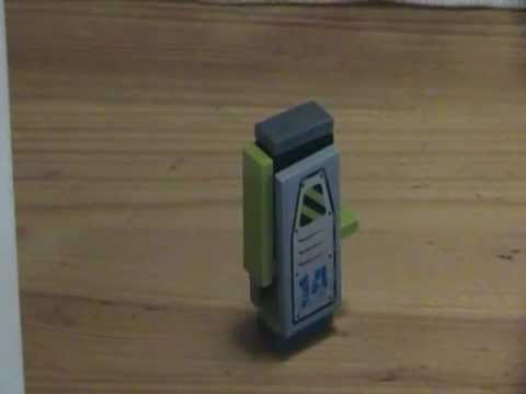 how to build a lego soda machine that works