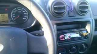 Lada Granta - обзор, отзыв реального владельца авто.(Второй дубль видео обзора об автомобиле Лада Гранта, с некоторыми дополнениями, относительно потерянного..., 2012-12-21T18:33:26.000Z)