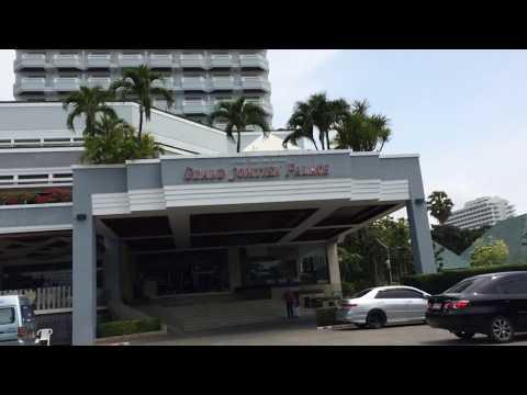 Отель Grand Jomtien Palace Таиланд Джомтьен Паттайя хороший отдых
