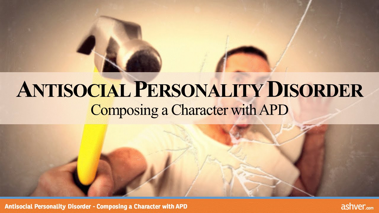 anti social personality disorder People with antisocial personality disorder with spouses and families may benefit from marriage and family counseling bringing family members into the process may help antisocial patients realize.