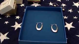 WALMART FINE JEWELRY GOLD EARRINGS HAUL