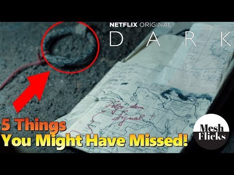 5 Things You May Have Missed!  Dark  Netflix